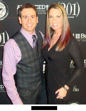 Bryan and Tara